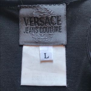 Versace Tops - Versace Jeans Couture vintage spaghetti strap tank